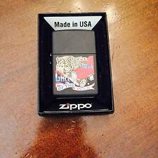 Zippo Lighter Call of the Wild Design