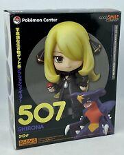 [Pokemon] Nendoroid #507 - Cynthia (Shirona) & Garchomp Good Smile Company