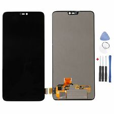 For Oneplus 6/One Plus 6 LCD AMOLED Display + Touch Screen Digitizer Replacement