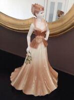 Coalport Ladies Are Fashion Yvonne Figurine Perfect
