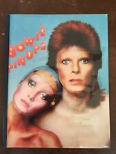 DAVID BOWIE 1973 RCA PINUPS PRESS KIT - very rare / excellent condition
