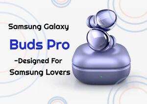 BRAND NEW Boxed Original Galaxy Buds Pro Phantom Blue LTD STOCK NO RESERVE