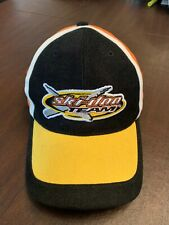 Ski-Doo Team Racing Hat Cap Bombardier Sno Gear Smaller Size Adjustable Cotton