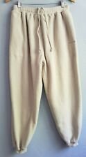 Big Dogs Mens Large Heavy Duty Jogging Lounge Sweat Pant Jogger Very Rare Beige