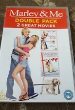 MARLEY AND ME / THE PUPPY YEARS DVD 2 FILMS
