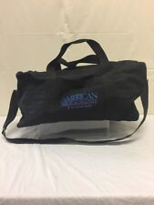 "American Medical Security Rx For Good Health Duffle Bag 19""x10"""