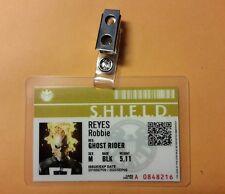 Agents Of Shield ID Badge - Ghost Rider Robbie Reyes cosplay prop costume B