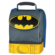 BATMAN- LUNCHBOX WITH CAPE