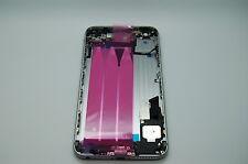 NUOVO iPhone 6 PLUS GRIGIO COVER POSTERIORE COMPLETA, Completare Shell, Alloggiamento tutte le parti interne