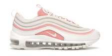 Nike Air Max 97 Pink - Summit White Bleached Coral (W) 921733 -104 Size 8 Women