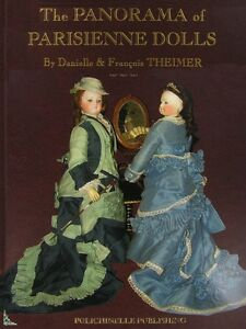 The Panorama of Parisienne Dolls English book by F.Theimer