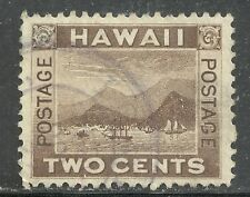us possessions Hawaii stamp scott 75 - 2 cent issue of 1894 - #4