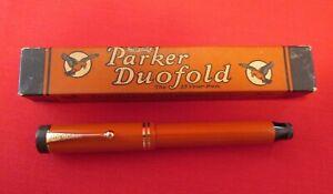 Parker Duofold Senior Red...Restored