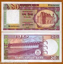 BANGLADESH 10 TAKA COMMEMORATIVE ISSUE UNC # 539