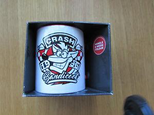 Crash Bandicoot Coffee Mug New FREEPOST