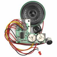 10 Sekunde Musik Sound Modul Decoder-LED Beleuchtung Soundmodul mit Lautsprech