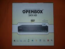 Openbox SX9 digital Twin Full HD Linux Sat-Receiver Internet Hbb Multistream