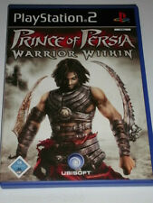 PRINCE OF PERSIA WARRIOR WITHIN KOMPLETT MIT ANLEITUNG PS2 PLAYSTATION 2 SPIEL