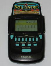 Radica Solitaire Klondike Vegas handheld travel game Model 3620 flip top cover