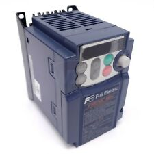 Fuji FRN0003C2S-6U .5HP 120V 1Ph In, 240V 3Ph Out, Frenic-Mini VFD Inverter