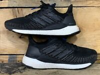 Adidas  Solar Boost 19 Core Black Running Athletic Shoes Men's Size 7 US F34100