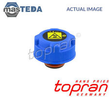 TOPRAN COOLANT EXPANSION TANK CAP 304 972 G NEW OE REPLACEMENT