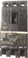E43B045 - USED ITE / SIEMENS 3-POLE 45AMP BREAKER