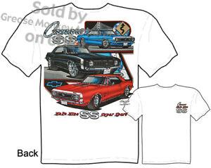 67 68 69 Camaro T shirt 1967 1968 1969 Chevy Muscle Car Shirt Tee M L XL 2XL 3XL