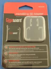 Gigaware MicroSD to SD Adapter