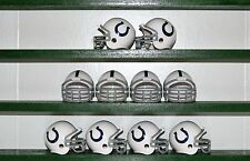 INDIANAPOLIS COLTS Lot of (10) NFL Mini RIDDELL GUMBALL HELMETS New