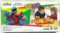 Sesame Street On The Go Letters & Numbers 2 Cases Elmo Cookie Monster Age 2+ NEW