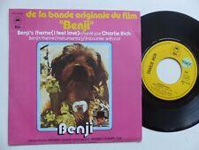 BO Film OST Benji CHARLIE RICH EPC 4154  RTL