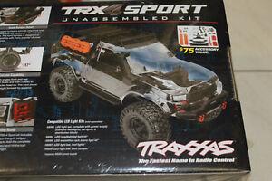 Traxxas 82010-4 TRX-4 Sport Pickup Crawler Kit 1:10 Kit New Original Packaging
