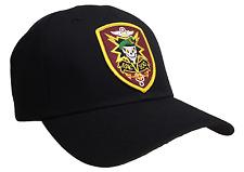 MACV SOG MACVSOG Hat Black Ball Cap Vietnam Veteran