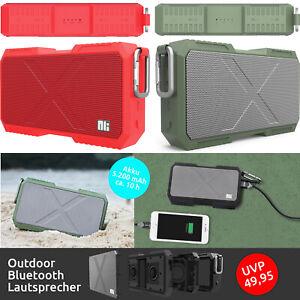 Nillkin X1 5.200 mAh Bluetooth Lautsprecher Outdoor Soundbox Musikbox Wireless