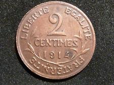 CIR2(502) - 2 CENTIMES - DUPUIS - 1914 - RECHERCHEE & QUALITE TTB !!!