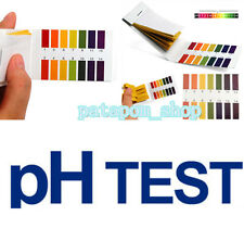 160 Full Range Universal pH 1-14 Test Indicator Paper Litmus Strips Testing Kit
