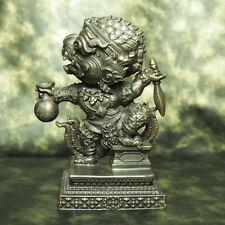 """Thai Amulet Phaya HANUMAN Prasansap Statue 5.5"""" Wat Koak UThong BE2562"""