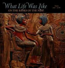 "LK NEW*UNOPENED* ""What Life was Like on the Banks of the Nile""  *HC/DJ"