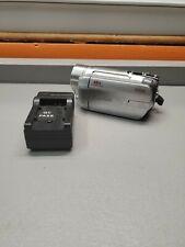 CANON FS100 48x Digital Video SD CAMCORDER Silver