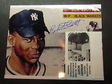 "Robert ""Bob"" Scott New York Yankees Autographed Photo #B15 jbv"