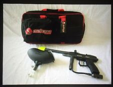 Kingman Spyder Sonix Paintball Marker with Paintball Loader and Carring Case