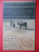 BOMBITA CHICO PASANDO DE MULETA.........VO.1903.
