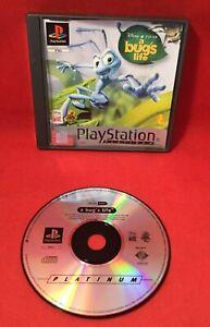Disney Pixar A Bug's Life (No Game Manual) - PlayStation 1 - PS1 - PAL - TESTED