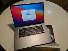 Apple MacBook Pro 16'' (512GB, Intel Core i7, 2.6 GHz, 16 GB) Laptop - Space Gr…