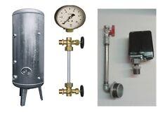 Heider Druckkessel 300 l DIN 4810 TÜV geprüft verzinkt für Trinkwasser
