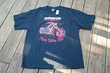 American Choppers Adult XL Black Widow Bike T-Shirt
