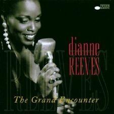 DIANNE REEVES - THE GRAND ENCOUNTER  CD 10 TRACKS SMOOTH JAZZ & VOCAL NEU