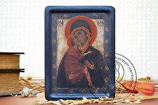 Virgin Mary BILOZERSK Old Russian Icons for Sale