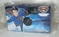 SUPERMAN RETURNS 35MM DISPOSABLE CAMERA QUAKER OATS ACME ALBERTSONS STORES 2006
